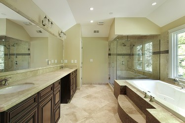 Bathroom Tile - Porcelain Floor Tiles Marietta and Roswell, GA